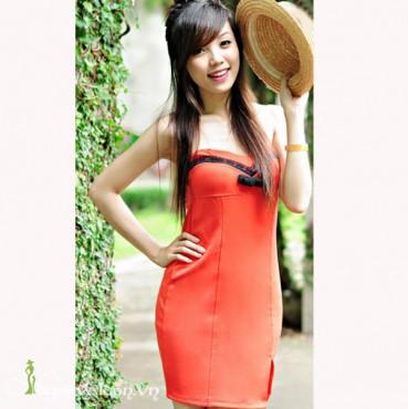 Váy cúp ngực cực xinh
