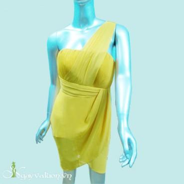 Đầm Chéo Vai