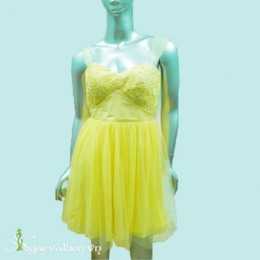 Đầm Dạ Hội Cúp Ngực