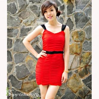Đầm Nhún Dễ Thương chỉ có tại NgayVaLuon.vn