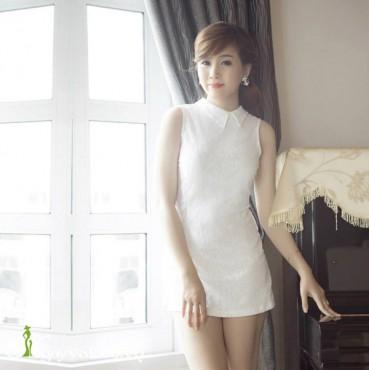 Đầm ôm ren Body